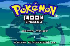 Pokémon Moon Emerald 001